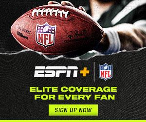 ESPN+ NFL 300