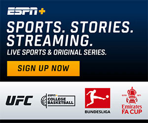 ESPN+ Sports Streaming